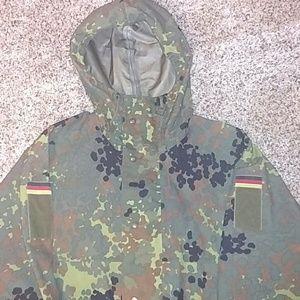 Men's XL MILITARY GRADE  jacket  FEUCHTER, RINGELA